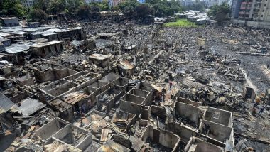 Bangladesh: 10,000 Homeless After Massive Fire Razes Slum Dhaka's Mirpur