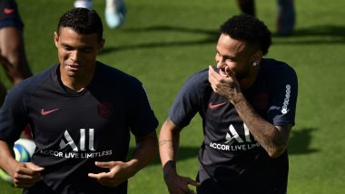 Neymar Transfer Latest News Update: World's Most Expensive Player Joins PSG Training Session Amid Reports of Barcelona Deal, to Miss Next Game vs Metz