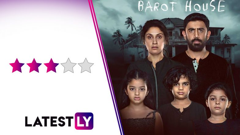 Barot House Movie Review: Amit Sadh and Manjari Fadnnis' Zee5