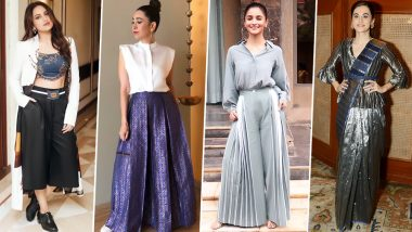 Alia Bhatt, Taapsee Pannu and Sonakshi Sinha's Fashion Outings Made us Say 'No Please' (View Pics)
