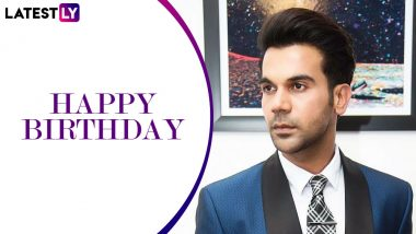 Rajkummar Rao Birthday Special: List of all the Upcoming Bollywood movies starring the 'Stree' actor