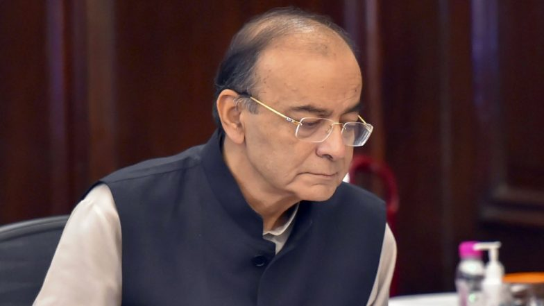 Arun Jaitley Dies at 66: Former Finance Minister Breathes His Last at AIIMS