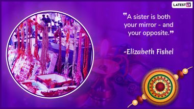 Raksha Bandhan 2019 Quotes and WhatsApp Messages: Rakhi Festival Sayings and Wishes to Send to Your Brothers and Sisters