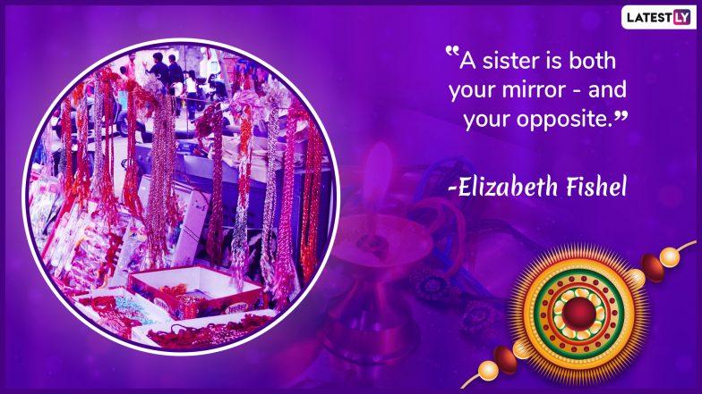 Rakhi Festival Quotes Brother: Raksha Bandhan 2019 Quotes And WhatsApp Messages: Rakhi