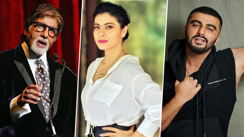 Navorz Mubarak: Amitabh Bachchan, Kajol, Arjun Kapoor and Other Bollywood Celebs Extend Their Wishes on Parsi New Year