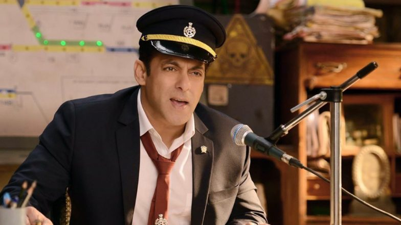 Bigg Boss 13 Host Salman Khan to Be Seen As a Station Master in the New Promo?