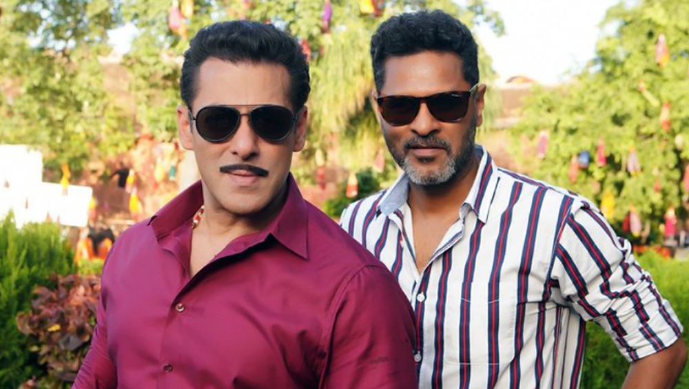 Salman Khan's Eid Release: Creating New Cop Image for 'Dabangg 3' a Challenge, Says Prabhu Deva