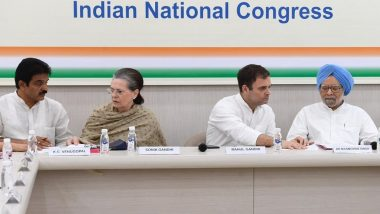 NCP-Congress Likely to Finalise Decision on Government Formation in Maharashtra Tomorrow