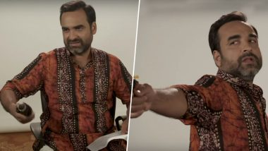 Sacred Games 2: Pankaj Tripathi Auditions for the Roles of Ganesh Gaitonde and Bunty in This Hilarious Video and Proves He's the Perfect Fit for Guruji