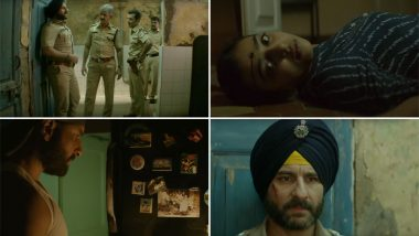 Sacred Games 2 New Promo: Saif Ali Khan's Sartaj Singh Has Lost Too Many Loved Ones Including the Love of His Life Megha (Watch Video)