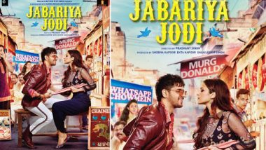 Jabariya Jodi Movie: Review, Cast, Box Office, Budget, Story, Trailer, Music of Sidharth Malhotra, Parineeti Chopra Film