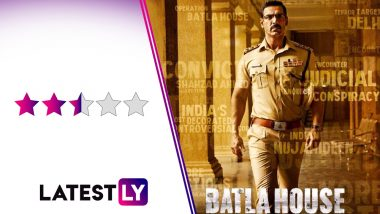 Batla House Movie Review: John Abraham's Real-Life Based Thriller Is Too Convoluted and Long to Make an Impact