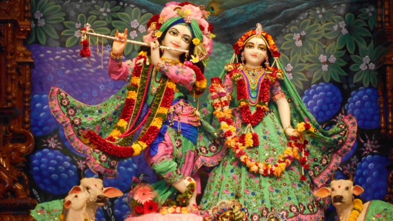 Janmashtami 2019 Live Darshan From ISKCON Online: Watch Live Streaming of Krishna's Birth Celebration From Mumbai, Bengaluru, Kolkata