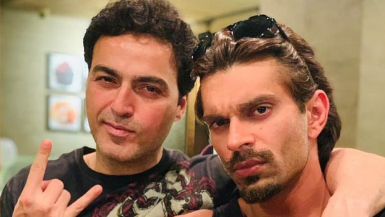 BOSS – Baap of Special Services: Karan Singh Grover and Ayaz Khan's Bromance Pictures From the Sets Will Make You Gush