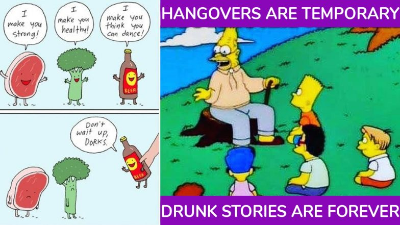 International Beer Day 2019: Funny Beer Memes That Will Make You High Without Any Alcohol!