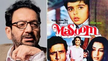 Masoom: Shekhar Kapur Recalls How 'Famous, Experienced and Knowledgeable' People Asked Him to Change the Script of His Directorial Debut