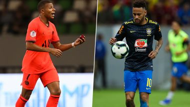 Kylian Mbappe Urges Neymar to Stay With Him at PSG, Says 'Everyone Loves Him and I Love Him So Much'