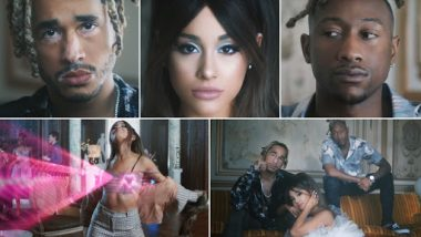 Ariana Grande Drops Her New Single 'Boyfriend' and Its All about Love and Possessiveness – Watch Music Video