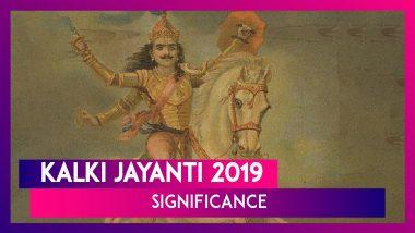 Kalki Jayanti 2019: Significance Of Birth Anniversary Of The Future Tenth Incarnation Of Lord Vishnu