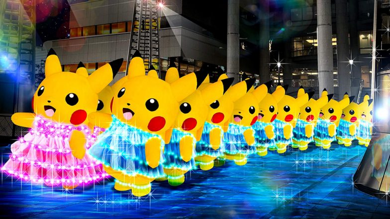 Pikachu Outbreak Takes over, Yokohama, Japan! Check out Cute Pictures and Videos of the Amazing Festival Week and Other Deets