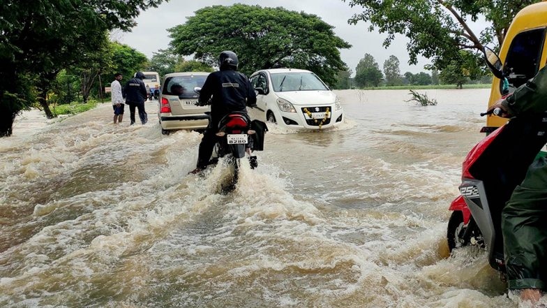 Monsoon 2019 Mayhem: Kerala, Karnataka, Maharashtra Reel Under Floods As Rains Gain Pace; Check Places Where Alerts Have Been Issued