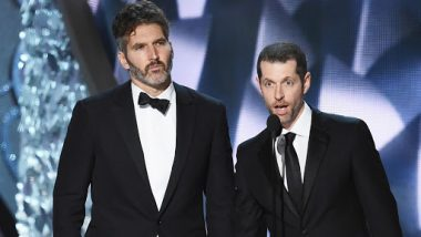 Game of Thrones Showrunners David Benioff, Dan Weiss Strike a $200 Million Deal with Netflix for Original Shows