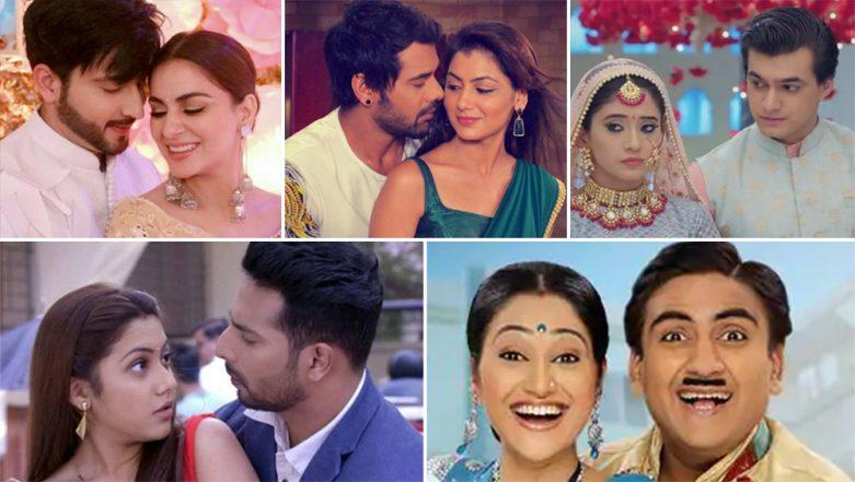 BARC Report Week 31, 2019: Taarak Mehta Ka Ooltah Chashmah Kicks Out Salman Khan's Nach Baliye 9 From Top 5; Kundali Bhagya Retains Its Top Spot