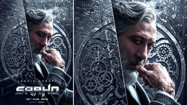 Saaho: Silver Fox Jackie Shroff Won't Take No for an Answer - View Pic