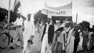 August Kranti Divas 2019: Know All About How, When & Why Mahatma Gandhi Started Quit India Movement