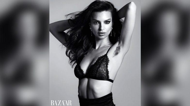 Emily Ratajkowski Bares Armpit Hair on Harper's Bazaar September 2019 Issue, Opens Up About Femininity