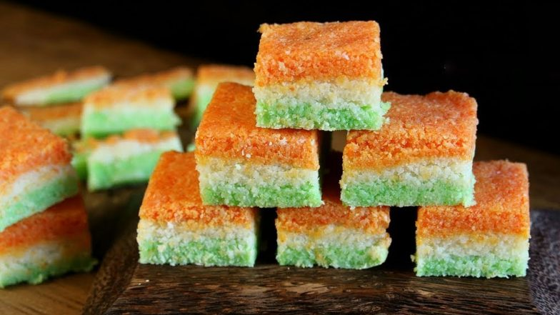 Independence Day Recipes 2019: From Triranga Idli to Tri-colour Fruit Popsicles, Here Are Healthy Dishes You Can Make Easily at Home