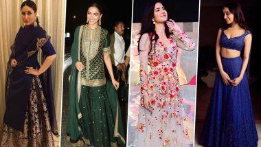 Raksha Bandhan 2019: Let Deepika Padukone, Kareena Kapoor Khan, Shraddha Kapoor and Others Show You How to Deck Up this Festive Season (View Pics)
