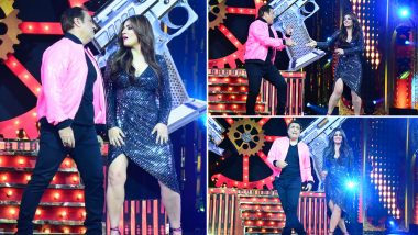 Raveena Tandon and Govinda Dance to Ankhiyon Se Goli Maare on Nach Baliye 9 Reunion and It Is the Best Thing on the Internet Today