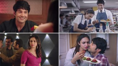 Coldd Lassi Aur Chicken Masala Teaser: Divyanka Tripathi Dahiya and Rajeev Khandelwal's Spicy Chemistry Looks Lip-Smakcing – Watch Video
