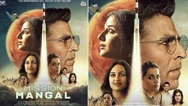 Mission Mangal Box Office Collection Day 10: Akshay Kumar Starrer Becomes the Fourth Highest Grossing Film Of 2019, Collects Rs 149.31 Crore
