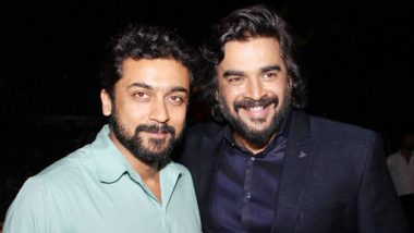Suriya Sivakumar Wraps Up Rocketry: The Nambi Effect, Kaappaan Star's Cameo Role in R Madhavan's Film Revealed