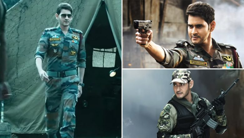 Sarileru Neekevvaru Title Song: Mahesh Babu Pays a Heartfelt Tribute to the Indian Army With This Track on Independence Day 2019