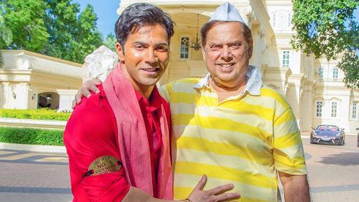 Varun Dhawan's Birthday Wish for Dad David Dhawan Is Priceless, Tags Him As His No 1 Director