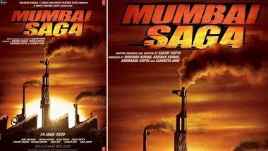 Mumbai Saga New Poster Out! John Abraham, Emraan Hashmi Film to Release on June 19, 2020