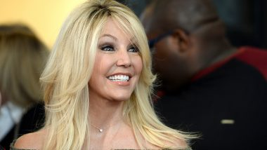 Melrose Place Star Heather Locklear Sentenced for 30 Days in Mental Facility for Cop Battery Case