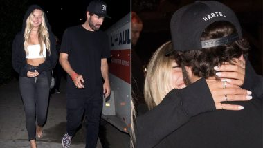 Brody Jenner Makes Out with Victoria's Secret Model Josie Canseco Days after Ex Caitlynn Carter's Kissing Pictures with Miley Cyrus Went Viral