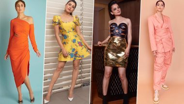 World Fashion Day 2019: From Kareena Kapoor Khan, Sonam Kapoor to Samantha Ruth Prabhu - Here's Naming a few Consistent Fashionistas of the Industry (View Pics)