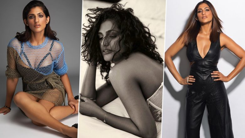 Sacred Games Actress Kubbra Sait Looks Piping Hot in These Super Sexy Pictures