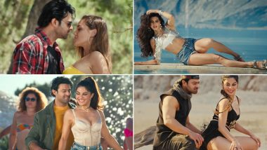 Bad Boy Song from Saaho: Prabhas' Cool Charm and Jacqueline Fernandez's Hot Moves Make Up for a Sizzling Track (Watch Video)