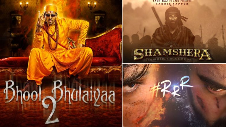 Kartik Aaryan's Bhool Bhulaiyaa 2 to Clash with SS Rajamouli's RRR and Ranbir Kapoor's Shamshera on July 31, 2020
