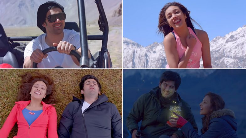 First song from Sunny Deol's film 'Pal Pal Dil Ke Paas' released