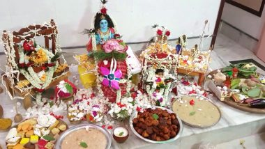 Janmashtami 2019 Sweets Recipe: From Nariyal Pag to Mohanthal, Festive Mithaiyaan You Can Make at Home on Gokulashtami
