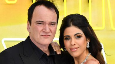 Quentin Tarantino and Wife Daniella Pick Expecting Their First Child