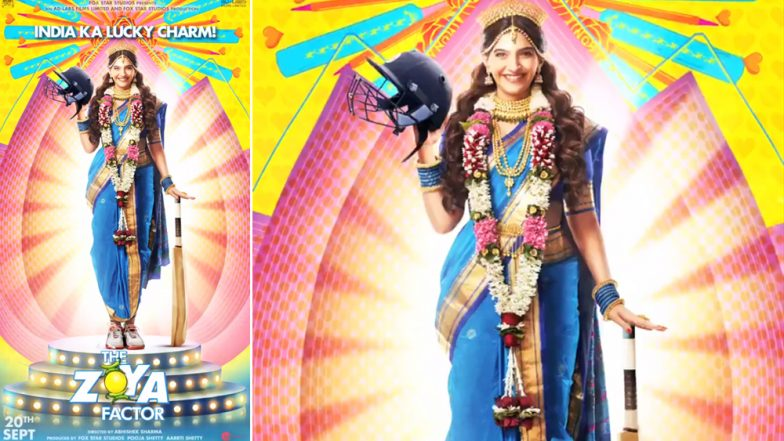 The Zoya Factor: Sonam Kapoor as the Modern Day Goddess is Here to be Your Lucky Charm (Watch Video)