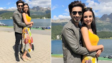 Sanaya Irani's Hubby Mohit Sehgal Shares a Beautiful Message for Her and We Think the Couple Is Setting Major Relationship Goals (View Pic)